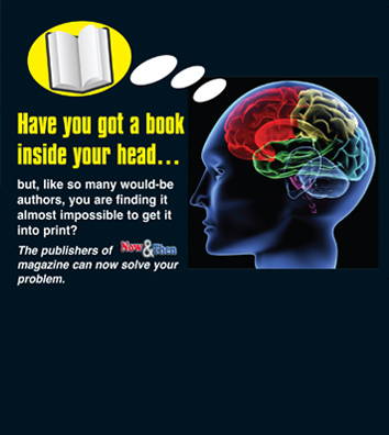 Have you got a book inside your head?